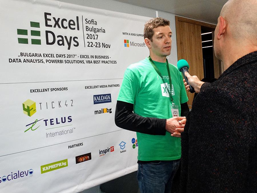 Excel Days 2017